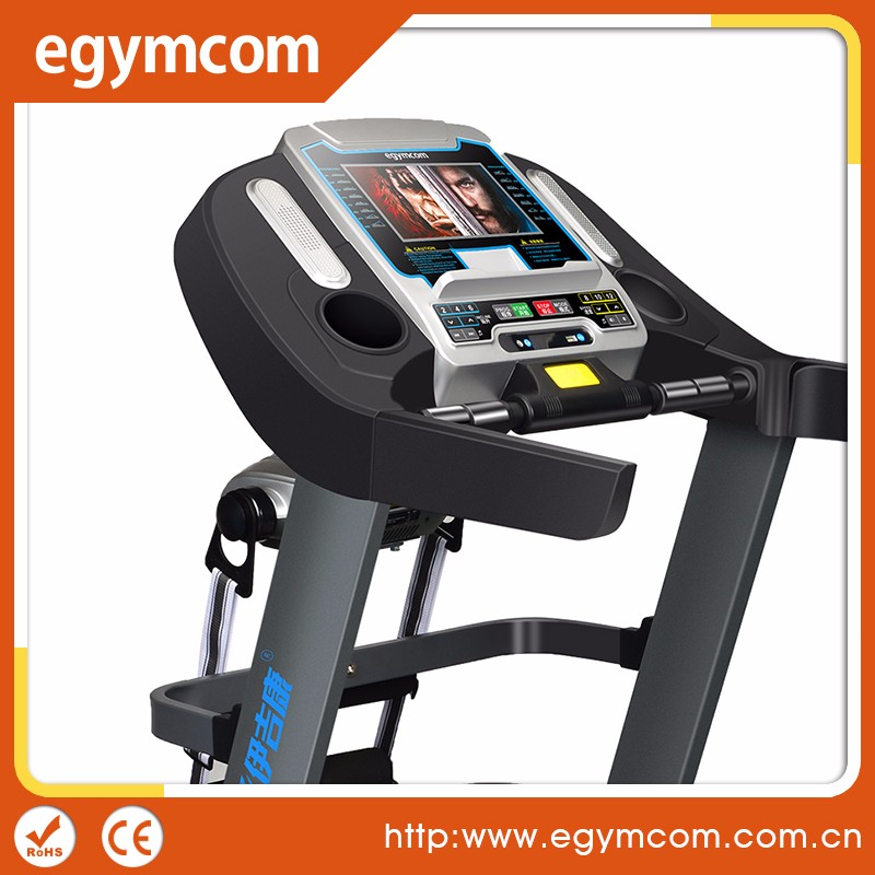 Hot Fashion Stero Sound cheap electric treadmill for sale training exercise
