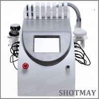 SHOTMAY STM-8035E multifunctional cavitation machine cryo therapy rf face lift with high quality