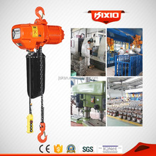 1 ton Overload Limited Electric Chain Hoist used on Crane
