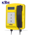Waterproof Telephone KNSP-18 rugged telephone Metro telephone Highway call box