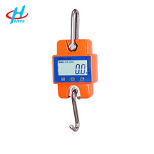 OCS-L2 new Portable electronic crane scale hook weighing scale With BIG LCD display