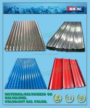 Supply Zinc Coated Prepainted Color Steel Roofing Sheet/ceiling Plate