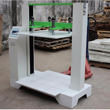 Intelligent Compression Strength Test Machine for Carton