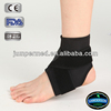 Neoprene adjustable ankle support cross over straps figure 8 ankle support