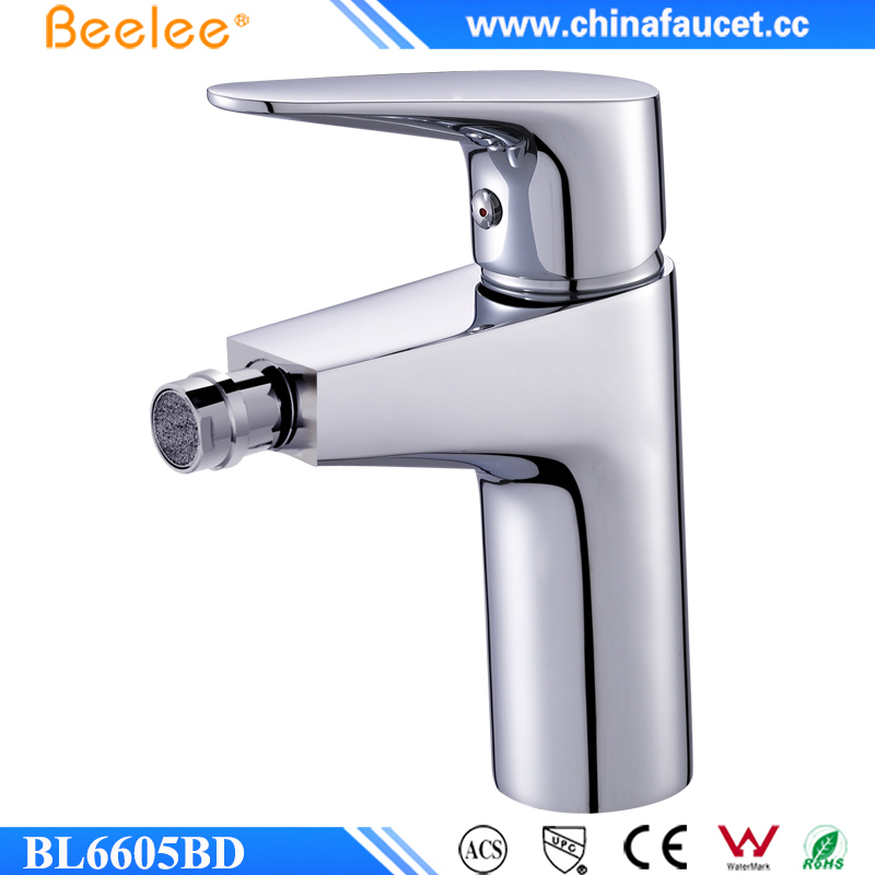 Beelee Brass Chrome Washing Sink Hand Spray Bidet Faucet