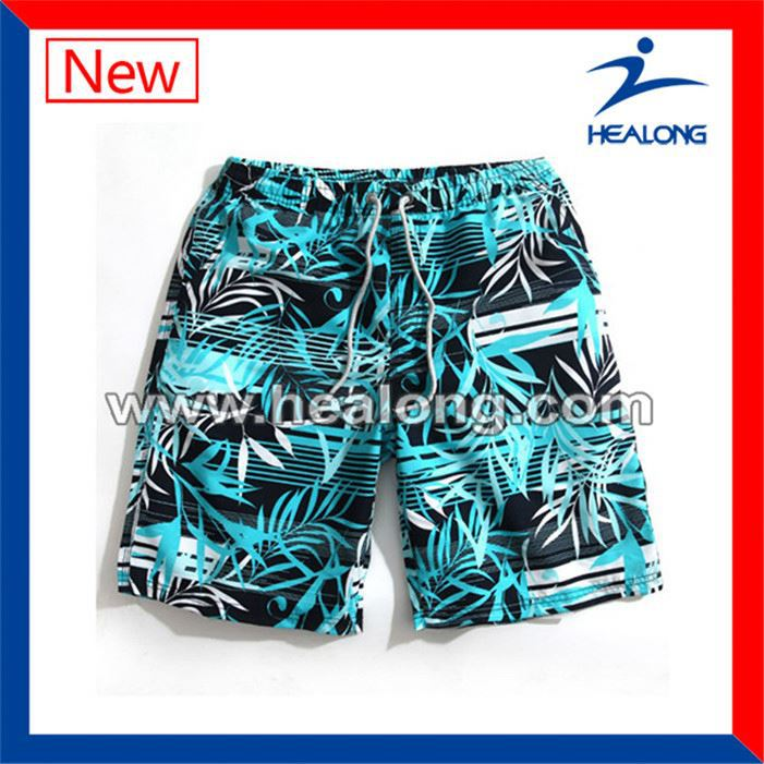Healong Best Selling Digital Sublimation Adult Xxx Photos Beach Shorts