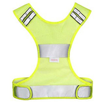 safety vest night running/ motorcycle night riding reflective vest