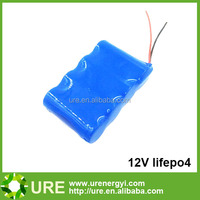 Battery 12v 2.8ah factory supply OEM service solar lantern batteries /solar home lighting 12v li ion battery
