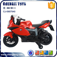 Newest high quality kids rechargeable battery ride on toy motorcycle