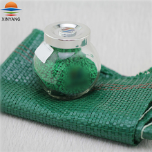 Anti-corrosion green yellow blue colorful pigment plastic granules color master batch