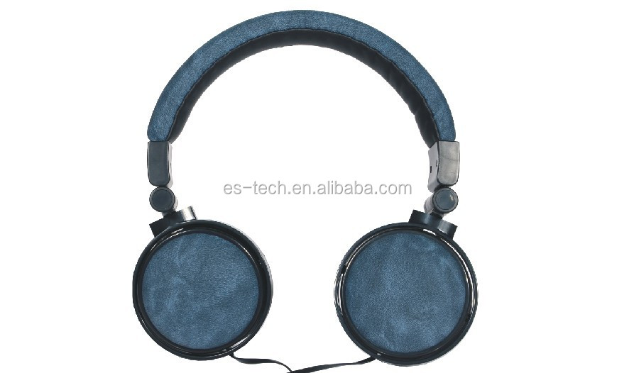 Wrapped Headphones super bass stereo headphones