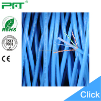 RS 485 Lan cables!8 number of Cores 100% pure solid copper Cat 6 utp cable