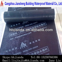 SBS modified asphalt flat waterproof membrane roll