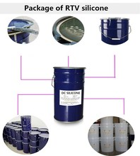 Hot selling rtv 2 liquid addition silicone rubber for mold making