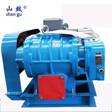 9.8-98kpa RSR series textiles and other light industrial goods convey blower fan pneumatic roots blower