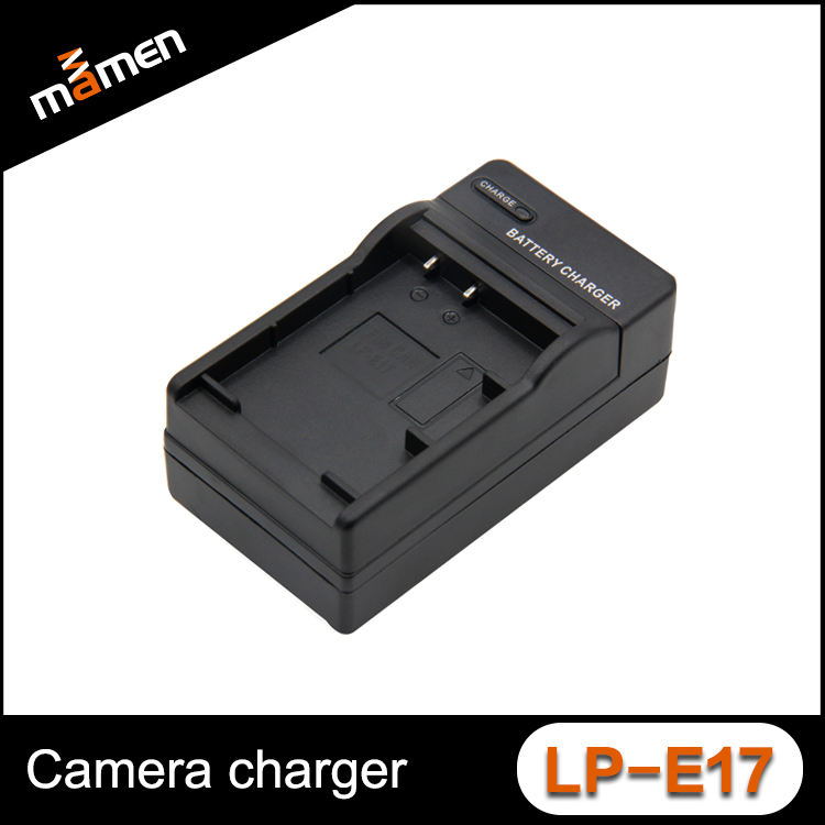 High Quality Camera Battery Charger With LP-E17 Full Decode Battery US Wall Charger For DSLR Digital Camera Power Storage Fast