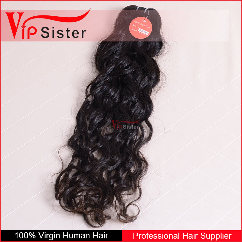 christmas decoration curl brazilian human hair wet and wavy weave