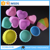 Silicone cupcake mold silicone baking cake cup muffin cup