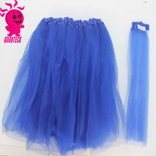 Adult Pettiskirt Underskirt Women Burlesque Gothic Tutu Skirts Mesh Short Mini-Skirt Petticoat For Party Club