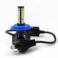2019 New arrival very very small size like halogen led h11 mini size led headlight h11