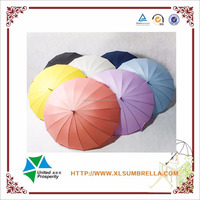 Bamboo handle umbrella from china suppliers