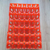 PP material egg container 30 holes plastic egg tray