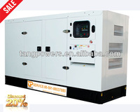 250KW permanent magnet 220v alternador generador with CCEC or DCEC engine for gas process