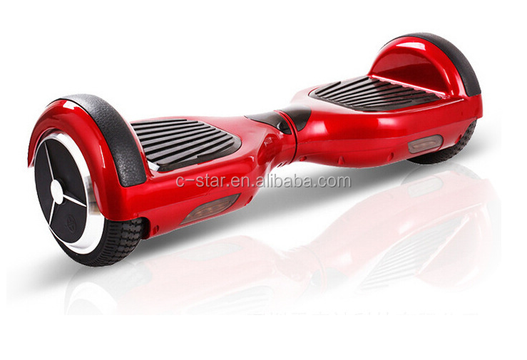 Self-Balancing Scooter Hover Electric Skate Board Self Balance Motorized Longboard