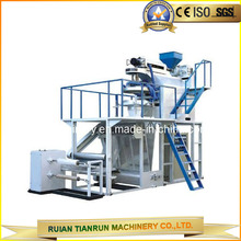 High Speed PP Plastic Blown Film Extrusion Machine, Monolayer Blown Film Machine