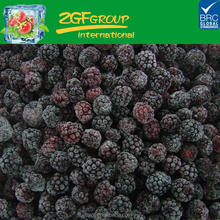 new crop frozen fruit strawberry/yellow peach/blackberry