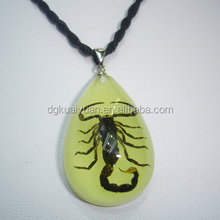 Cheap Special new product animal amber pendant