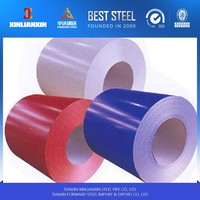 GI steel coil / PPGI / PPGL color coated galvanized corrugated metal roofing