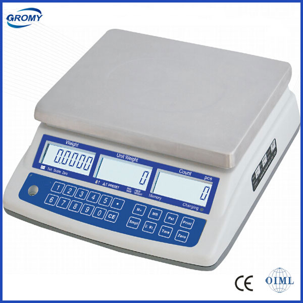 Electronic Counting Scale Money Counting Scale with CE