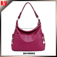 Fashion Style Popular Selling Ladies Handbag Women Pu Tote Bag