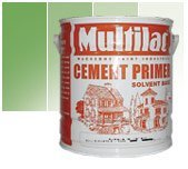 Multilac Synthetic Cement Primer (Solvent Thinnable)