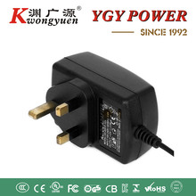 YK-35 18W 100-240V ac power adapter with CE UL GS and so on for CCTV camera LED Rolling Door