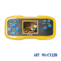 1.8 Inch TFT Screen 128 games in one video game console