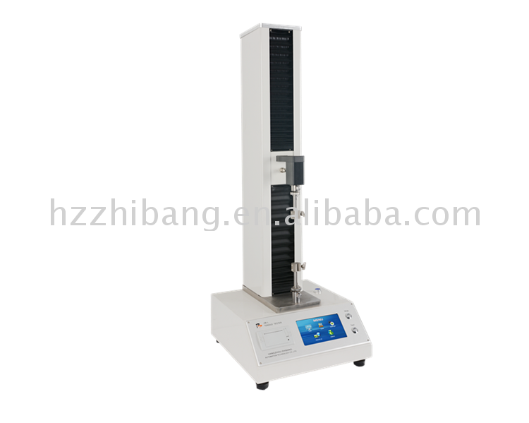Hot selling electronic paper sheet tensile strength testing machine