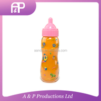 Best sale baby feeding bottle doll plastic milk bottles