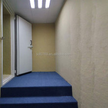 Anechoic acoustic chamber sound isolation booth Sound Proof Operator Cabin vendor booths for sale