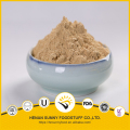 Natural air dried ginger powder yellow color