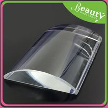 Crystal lashes glue holder ,h0twR glass glue pallet crystal stone for sale