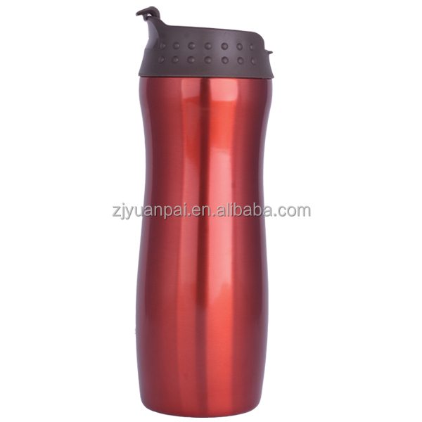 thermos vacuum flask china keeps drinks hot and cold with silicone sleeve