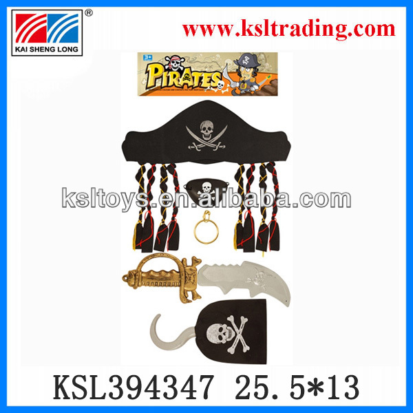 best sell pirates play set toy for promotional