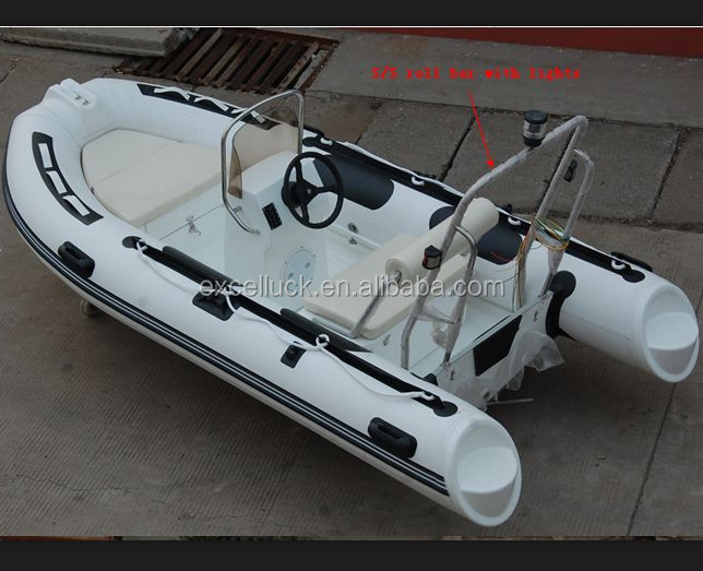 rigid inflatable boat rib hypalon boat