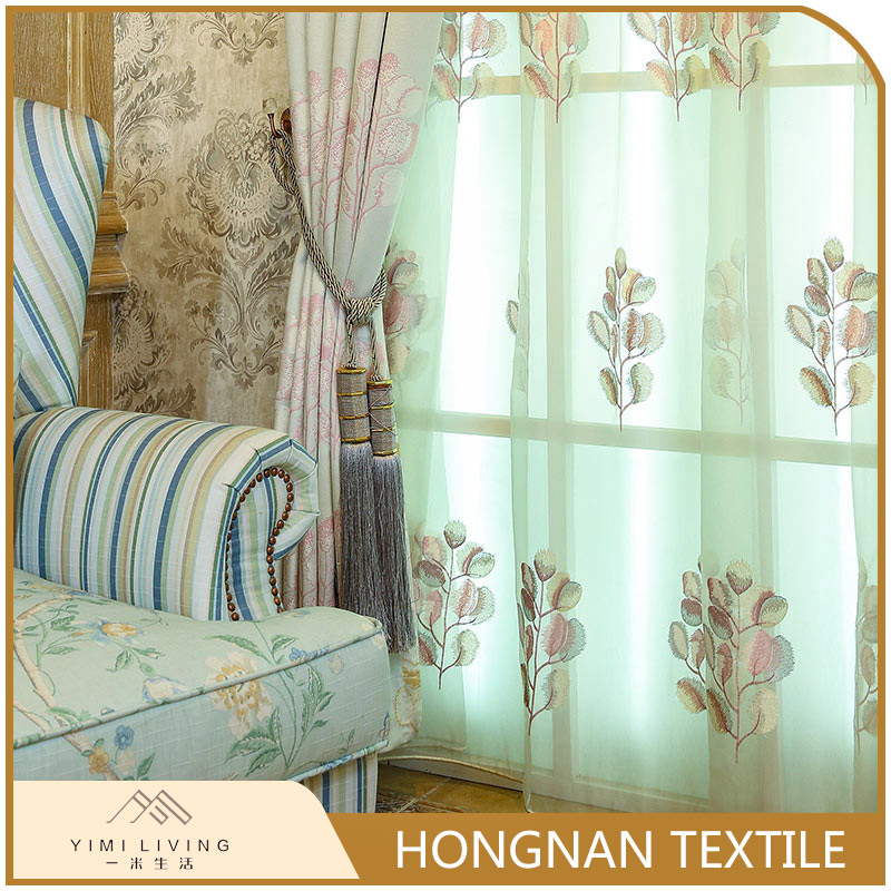 Different kinds of hot sale fancy decorative outdoor curtains