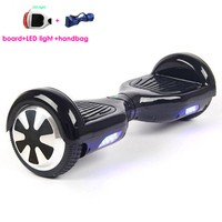 Best Price 6.5 inch 36V LED Light Self-balancing Mobility Scooter Electric Motocycle with Carry Bag