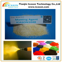 BUFF POWDER MATTING AGENT / POWDER COATING /EPOXY CURING AGENT, ZINC SALT AND MODIFIED WAX MATTING AGENT ICASON1048