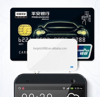 swipe emv chip magnetic card reader with EMV L1&L2 certified