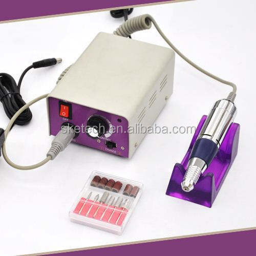Professional High Power 20000-30000RPM Portable Electric Nail File Drill